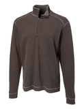 Men's Cutter & Buck Big & Tall Overtime Pullover Monarch Thumbnail