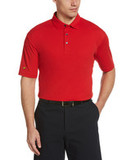Jack Nicklaus Men's Classic Performance Polo Salsa Red Thumbnail