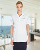 Under Armour Women's Tech Polo White Thumbnail
