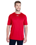 Under Armour Men's Locker Tee 2.0 Red Thumbnail