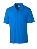 Cutter & Buck Men's DryTec Chelan Polo Shirt Digital Heather Thumbnail