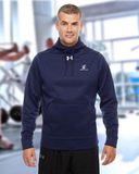 Under Armour Men's Storm Armour Fleece Hoody Midnight Thumbnail