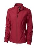 Women's Cutter & Buck WeatherTec Beacon Full Zip Jacket Chutney Thumbnail
