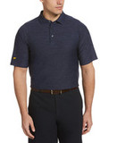 Jack Nicklaus Space Dye Polo Crown Blue Thumbnail