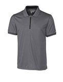 CBUK Alta Polo Shirt Elemental Gray Thumbnail
