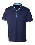 CBUK Alta Polo Shirt Navy Thumbnail