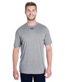 Under Armour Men's Locker Tee 2.0 True Gray Heather Thumbnail