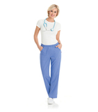 Alexis Comfort Elastic Waist Pant Ceil (BCMST) Thumbnail