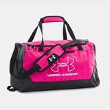 Under Armour Small Duffel Tropic Pink Thumbnail