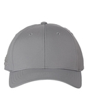 Poly Textured Performance Cap Grey Thumbnail