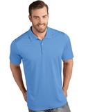 Antigua Tribute Golf Shirt Columbia Blue Thumbnail