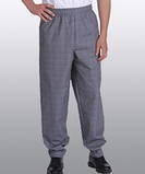 Ultimate Baggy Chef Pant Black Stripe Thumbnail