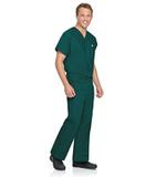 Unisex Scrub Pant HUNTER GREEN (GHP) Thumbnail