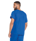 Unisex Scrub Top Royal (BEMST) Thumbnail