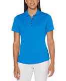 Jack Nicklaus Ladies Classic Performance Polo Directoire Blue Thumbnail