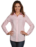 Women's Dynasty Dress Shirt Mid Pink Thumbnail
