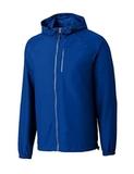 Men's Cutter & Buck Anderson Full Zip Jacket Tour Blue Thumbnail
