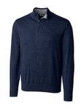 Cutter & Buck Men's Lakemont Half Zip Liberty Navy Thumbnail
