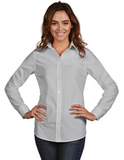 Women's Dynasty Dress Shirt Light Silver Thumbnail