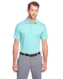Under Armour Mens Corporate Playoff Polo Neo Turquoise Thumbnail