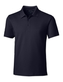 Cutter & Buck Men's Forge Polo Tailored Fit Liberty Navy Thumbnail