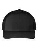 Poly Trucker Cap Black with Black Thumbnail