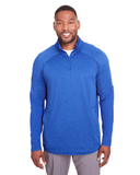 Under Armour Men's Qualifier Hybrid Corporate Quarter-Zip Royal Thumbnail