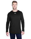 Under Armour Men's Long-Sleeve Locker Tee 2.0 Forest Green Thumbnail