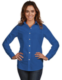 Women's Dynasty Dress Shirt Dark Royal Thumbnail