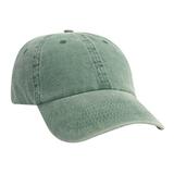 Washed Brushed Pigment Dyed Gap Cap Dark Green Thumbnail