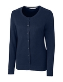 Women's C & B Lakemont Cardigan Liberty Navy Thumbnail