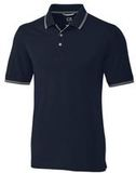 Advantage Tipped Polo Big and Tall Liberty Navy Thumbnail