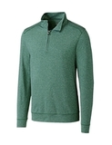 Men's Shoreline 1/2-Zip Hunter Heather Thumbnail