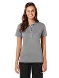 Women's Callaway Opti-vent Knit Polo Shirt Quiet Shade Thumbnail