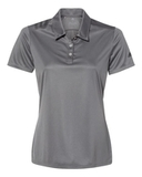 Women's 3-Stripes Shoulder Sport Shirt Grey Five with Black Thumbnail