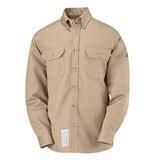 Women's Button Down Dress Uniform Shirt With Hrc2 Protection Thumbnail