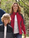 Women's Color-block Soft Shell Jacket Thumbnail