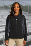 Women's Corevalue Colorblock Soft Shell Jacket Thumbnail