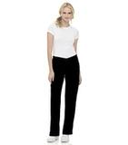 Women's Dual Pocket Cargo Pant BLACK (BKP) Thumbnail
