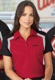 Women's Edry Color-block Polo Shirt Thumbnail