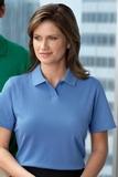 Women's Edry Interlock Polo Shirt Thumbnail