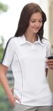 Women's Eperformance Pique Color-block Polo Shirt Thumbnail