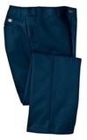 Women's Flat Front Industrial Comfort Waist Pant Thumbnail