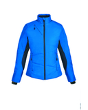 Women's Immerge Insulated Hybrid Jacket With Heat Reflect Technology Olympic Blue Thumbnail