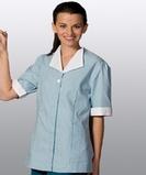 Women's Junior Cord Tunic Navy Thumbnail