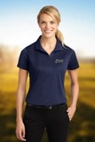 Women's Micropique Moisture Wicking Polo Shirt Thumbnail