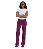 Women's Quick Cool Convertible Jogger Wine Thumbnail