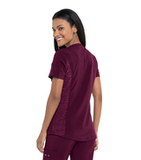 Women's Quick Cool Sport Tunic Wine Thumbnail