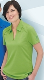 Women's Recycled Polyester Performance Pique Polo Thumbnail