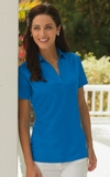Port Authority Ladies Silk Touch Performance Polo Thumbnail